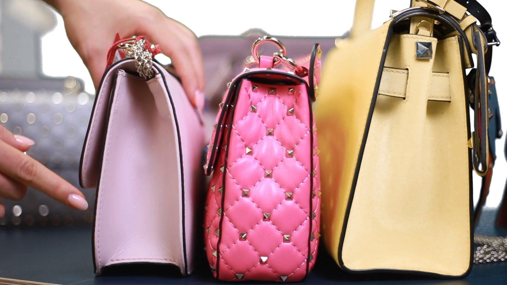 957da999e684 Как определить подлинность сумок Valentino - OSKELLY